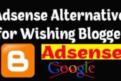 Adsense Alternative for Wishing Blogger in Hindi
