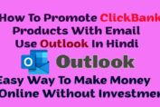 How To Promote ClickBank Products With Email Marketing