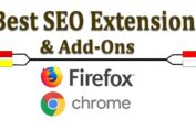 Best 3 SEO Extensions & Add-Ons for Firefox and Chrome With Small Tutorial
