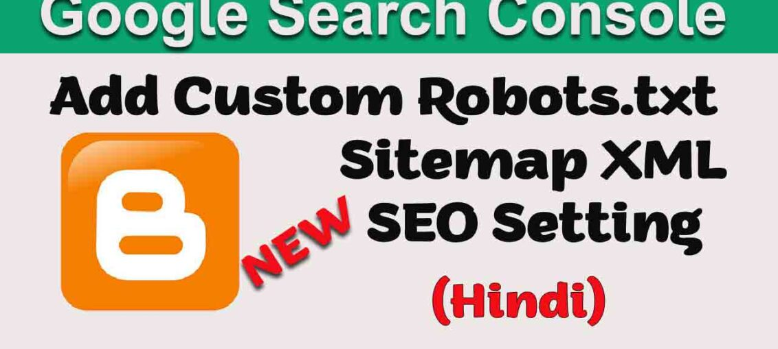How to add Custom robots.txt and sitemap