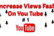 How to increase views and subscribers fast on youtube