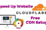 If you have a website that gets traffic from multiple sources. then you must upgrade your hosting server on CND means content delivery network. This will load your website quickly and it also works for loading speed.