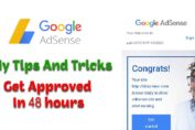 Google Adsense Approval My Tips And Tricks